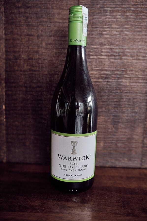 War wick – The First Lady – Sauvignon Blanc